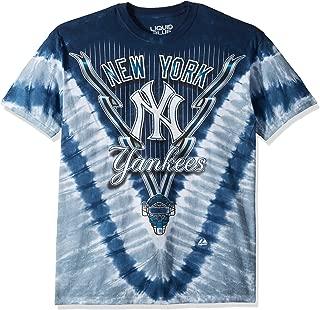 Liquid Blue Men's Yankees V T-Shirt