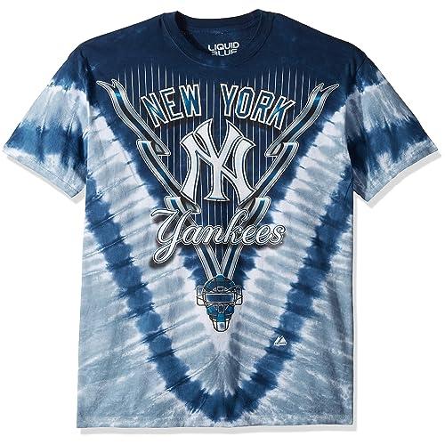 huge selection of 74822 590d6 Men's Yankees Shirt: Amazon.com