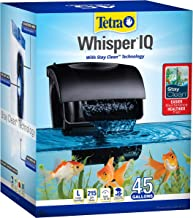 Whisper IQ Power Filter for Aquariums, With Quiet Technology