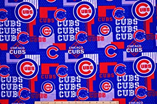 Chicago Cubs MLB Baseball in Red 58