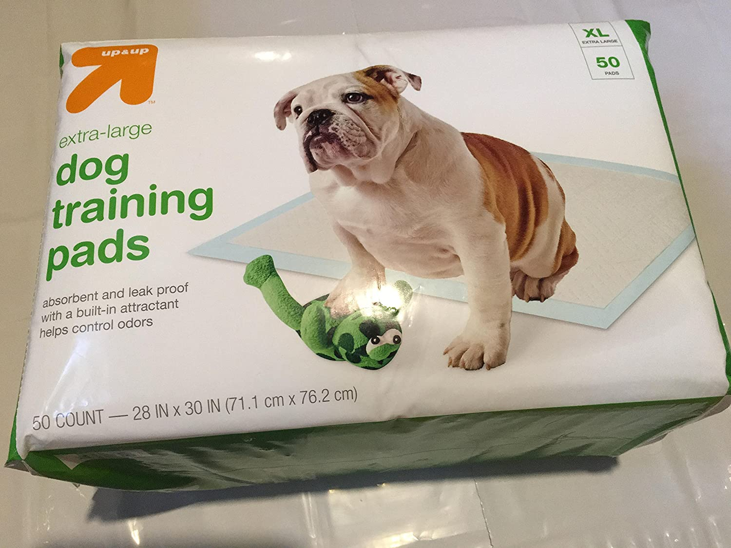 Boots & Barkley Puppy Training Pads Extra Large 50 ct (1 Pack)