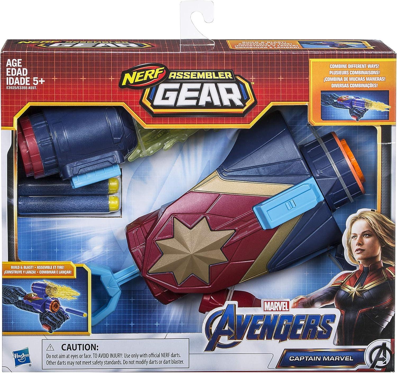 Hasbro Los Vengadores – Assembler Gear – Capitán Marvel