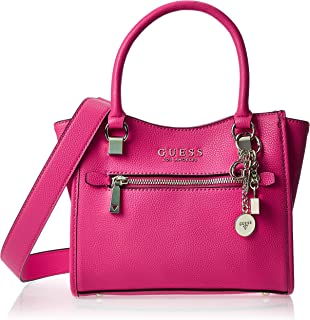 Guess Womens Satchels Bag, Hibiscus - VG767005