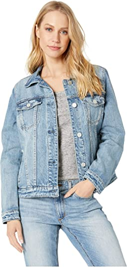 Denim Jacket in Low Rider