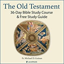 The Old Testament: 36-Day Bible Study Course & Free Study Guide