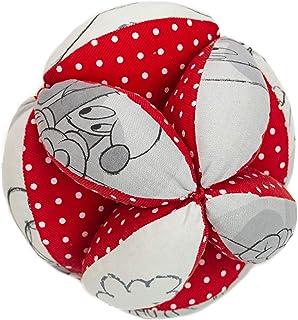 Borda y más Pelota Montessori de Tela para bebé. (Disney