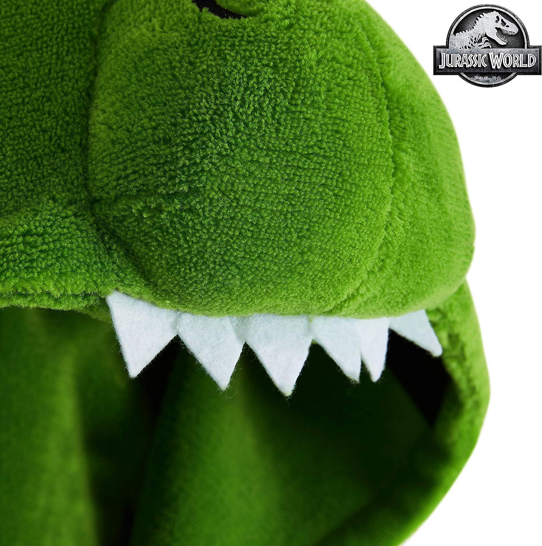 Pigiamone in Pile 3-14 Anni Jurassic World Pigiama Intero Bambino Idea Regalo