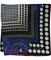 Etro - 45 X 45 Bangalore Pocket Square