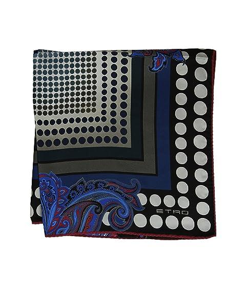 Etro 45 X 45 Bangalore Pocket Square