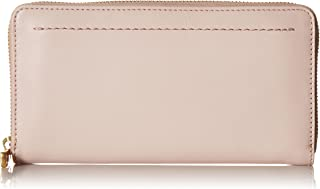 Cole Haan Zoe Continental Zip Around Leather Wallet