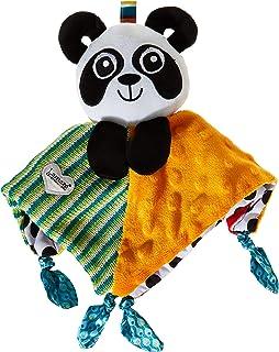 Lamaze Panda Blankie - Part Soft Blanket Comforted Red