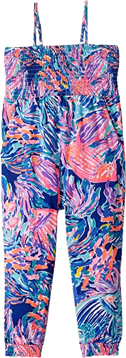 Lilly Pulitzer Kids - Jemma Jumpsuit (Toddler/Little Kids/Big Kids)