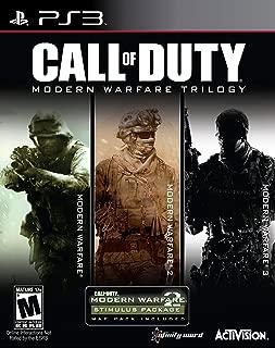Call of Duty: Modern Warfare Trilogy  - PlayStation 3