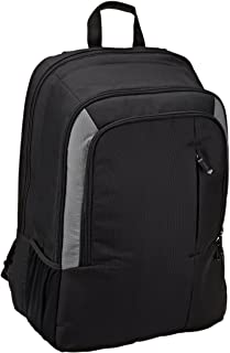 AmazonBasics Laptop Computer Backpack - Fits Up To 15 Inch Laptops