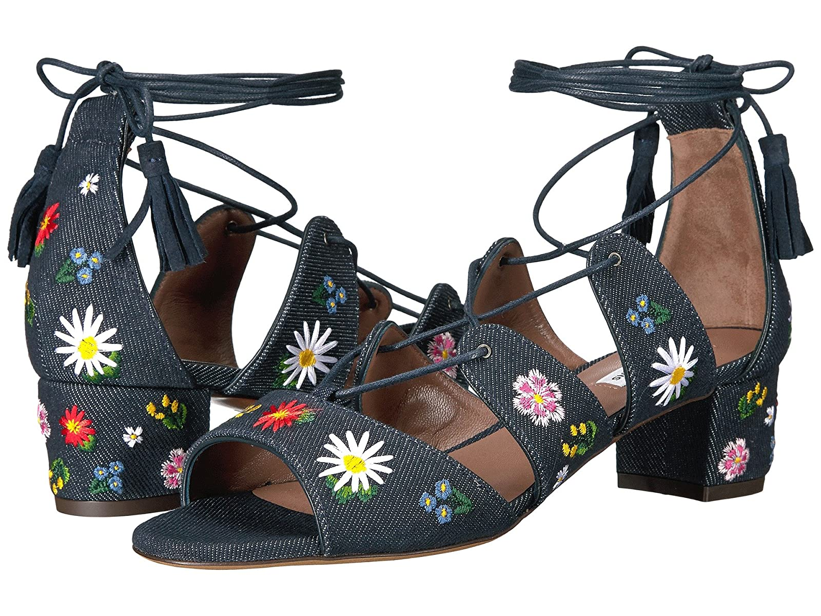 Tabitha Simmons Isadora Flower EmbroideredCheap and distinctive eye-catching shoes