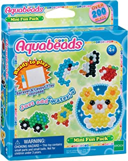 Aquabeads 32748 Mini Fun Pack, Multi-Colour