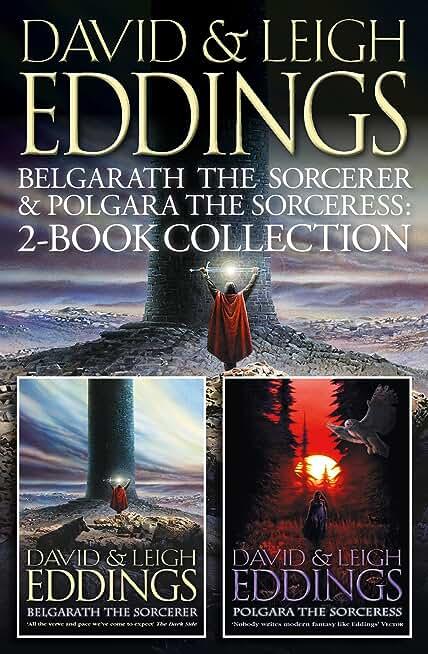 Belgarath the Sorcerer and Polgara the Sorceress: 2-Book Collection (English Edition)