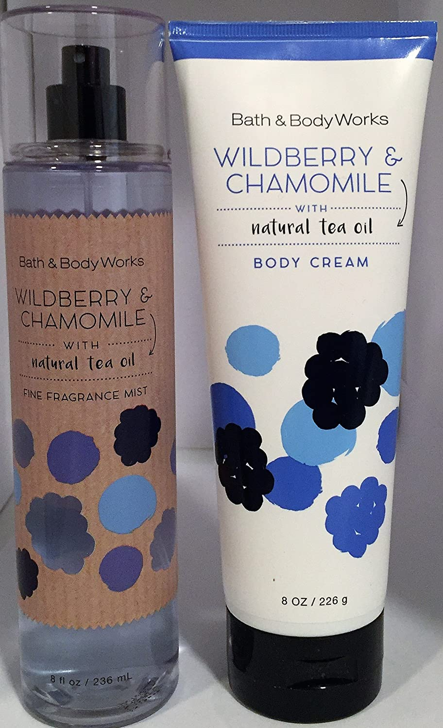 67% OFF Fixed price for sale of fixed price Bath Body Works WILDBERRY CHAMOMILE Bod Mist OZ 8 FL