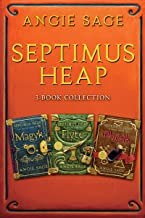 Septimus Heap 3-Book Collection: Book One: Magyk, Book Two: Flyte, Book Three: Physik