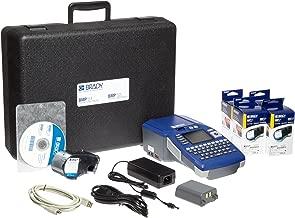 Brady BMP51 Portable Handheld Label Printer Electrical Starter Kit (BMP51-KIT-EL)
