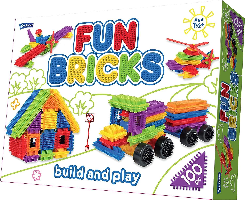 John Adams 10633 Blocks Over item handling Inexpensive Multi-Colour Playing