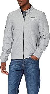 Hackett London Men's Aston Martin Racing Poly Filled Sweatshirt