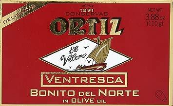 Delicias de Espana, Tuna loins in Olive Oil (Ventresca de Bonito del Norte), 110 g