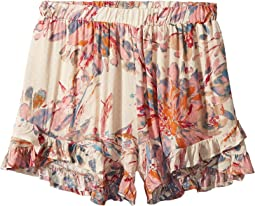 People's Project LA Kids Lilly Woven Shorts (Big Kids)