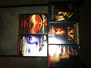 Best hannibal lecter dvd collection Reviews