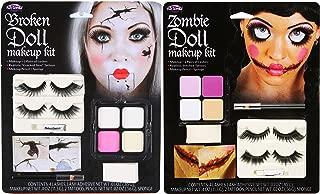 Fun World - Broken Doll Face Makeup Kit