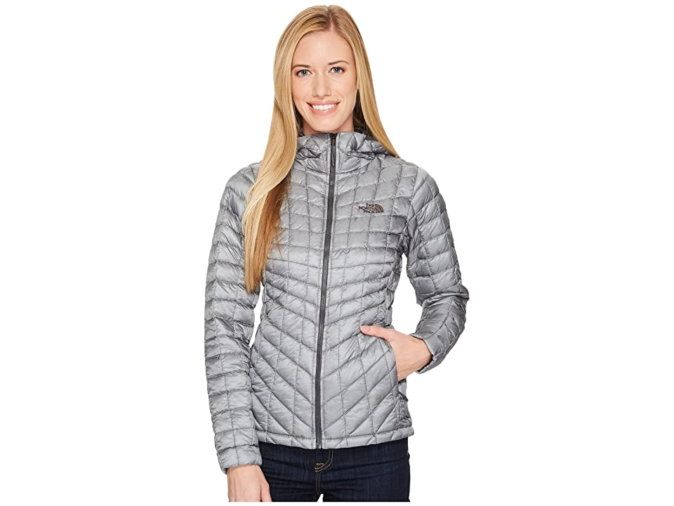The North Face Thermoball Hoodie (Mid Grey) Women