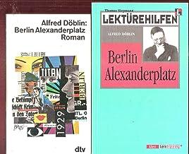 Suchergebnis Auf Amazon De Fur Alfred Doblin Berlin Alexanderplatz Dtv Bucher