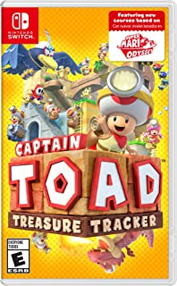 Captain Toad Treasure Tracker (輸入版:北米) - Switch