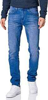 BLEND Men's Twister fit - Clean Jeans, 200289_Denim Clear Blue, W33
