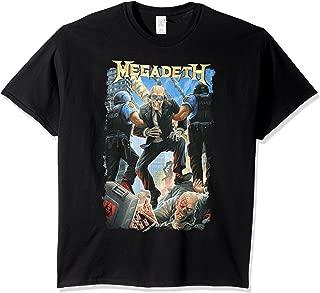 Men's Megadeth Vic Taken Aways T-Shirt