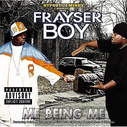 Serious (feat  Chrome) by Frayser Boy on Amazon Music