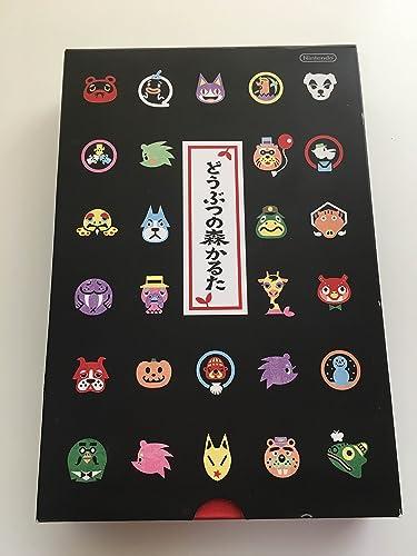 Animal Crossing Spielkarten (Japan Import   Das Paket und das Handbuch werden in Japanisch)