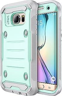E LV Galaxy S7 Edge Case, Samsung Galaxy S7 Edge Hybrid Armo