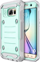 E LV Case for Galaxy S7 Edge Case Armor Protection Defender (Without Built-in Screen Protector) Case for Samsung Galaxy S7...
