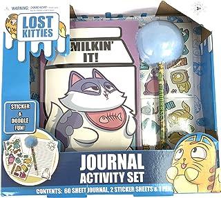 Tara Toys - Lost Kitties: Journal Activity Set