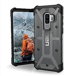 URBAN ARMOR GEAR [UAG Samsung Galaxy S9 Plus [6.2-inch Screen] Plasma Feather-Light Rugged [Ash] Military Drop Tested Phone Case