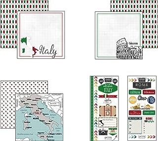 Scrapbook Customs Italy Adventure Scrapbook Kit