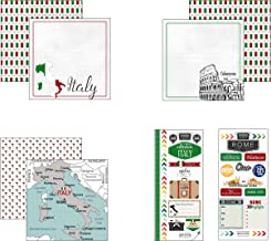 Scrapbook Customs Italy Adventure Scrapbook Kit
