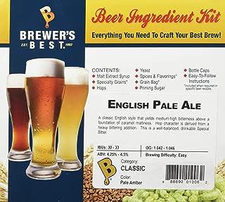 Brewer's Best English Pale Ale Homebrew Beer Ingredient Kit