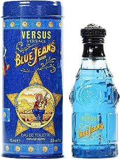 Blue Jeans by Versace for Men - Eau de Toilette, 75 ml