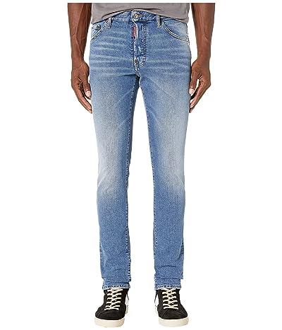 DSQUARED2 Medium Haze Cool Guy Jeans (Blue) Men