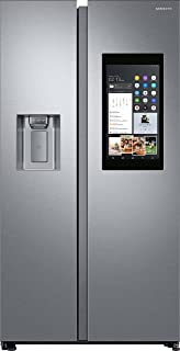 Samsung RS68N8941SL frigo américain Autonome Acier inoxydable 593 L A++ - Frigos américains (Autonome, Acier inoxydable, A...