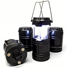 Illinois Industrial Tools Product Name: IIT 41200 Tactical Pop-Up LED Lantern, 4 Pack, No Rust with Magnetic Base and Hook – Emergency Lighting for Power Outages, Road Side Repairs and Survival Kits