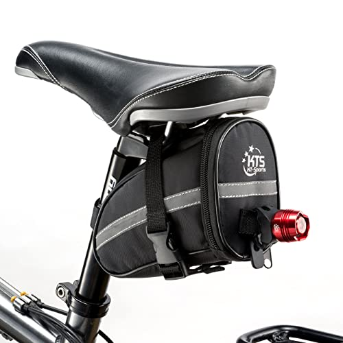 88bf3c8db35 Bike Saddle Bag - KT-Sports Bicycle Seat Storage Bags - The Best Cycling  Pocket