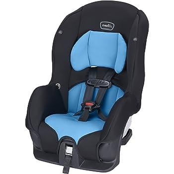 Evenflo Tribute LX Convertible Car Seat, Azure Coast